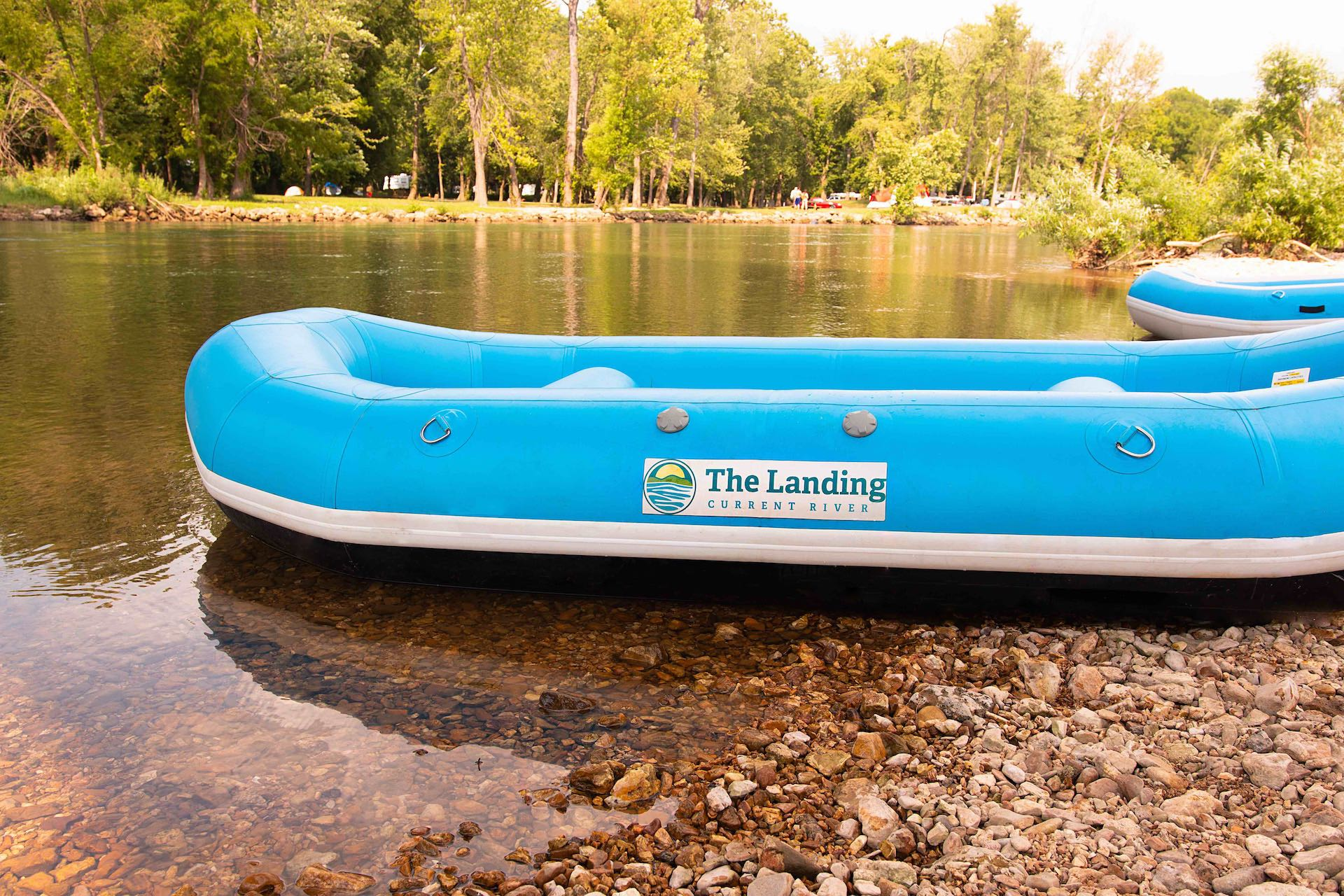 Floating   The Landing